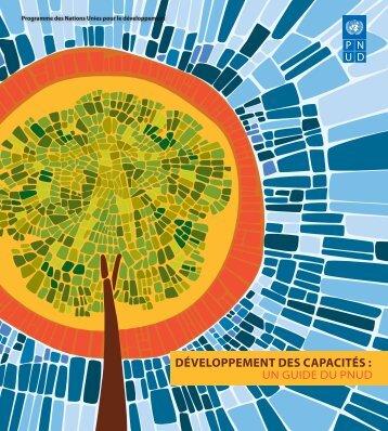 développement des capacités - United Nations Development ...