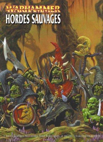 Hordes Sauvages - TOTOleHero