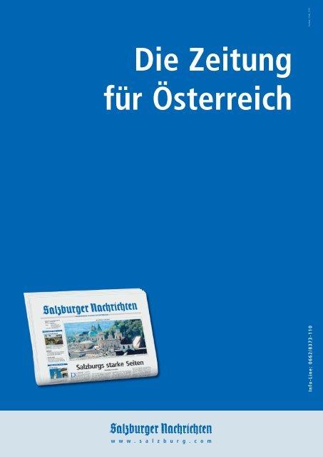 Die Zeitung für Österreich - Salzburger Nachrichten