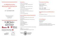 10. Mittelhessisches Rettungsdienstsymposium 2011