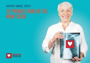 Rapport annuel 2010-2011 (PDF 6.10Mo) - Fondationicm.org