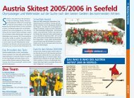 Austria Skitest 2005/2006 in Seefeld