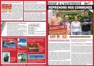 Tract en version PDF - Reprenons nos communes