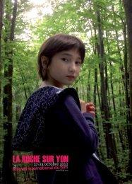 Catalogue 2012 - Festival International du Film de La Roche-sur-Yon