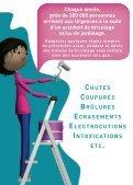 Bricolage : les précautions à prendre - Inpes - Page 2