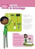 Bricolage : les précautions à prendre - Inpes - Page 6