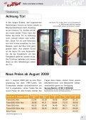 Neue Preise ab August 2009 - Bogestra - Seite 5