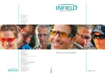 Infield Catalogue Lunettes de protection des yeux - Logismarket, l ...