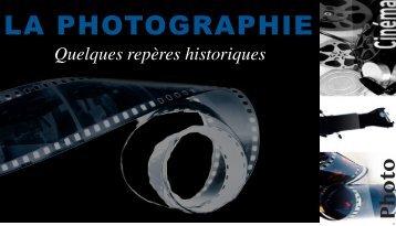 La photographie - Académie de Grenoble