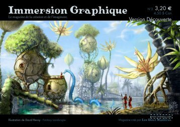 Immersion Graphique - Michel Gagné