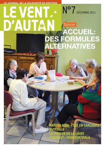 Accueil: des FORMules AlTeRNATiVes