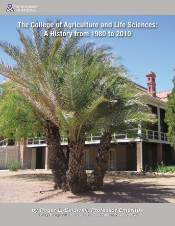 Book version - CALS Networking Lab - University of Arizona