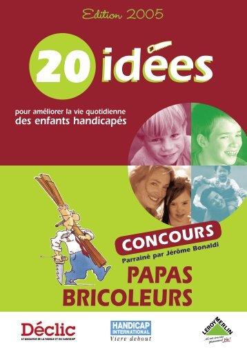 Télécharger la brochure complète de l'édition 2005 - Association Elfe