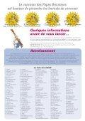 Télécharger la brochure complète de l'édition 2005 - Association Elfe - Page 4