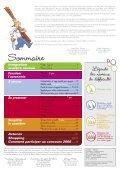 Télécharger la brochure complète de l'édition 2005 - Association Elfe - Page 5