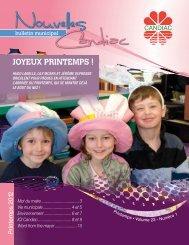 JOYEUX PRINTEMPS ! - Ville de Candiac