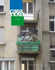 Magazine pour la clientèle de Sanitas Troesch: CasaNova