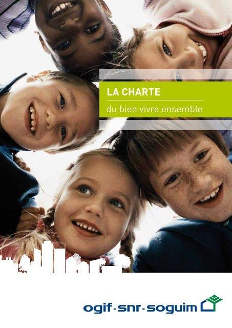 Charte du Bien Vivre Ensemble - Ogif