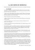 protection et securite du domicile - Silex-Mindset - Page 3