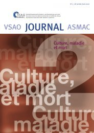 Ouvrir le document PDF (4 mb) - VSAO Journal