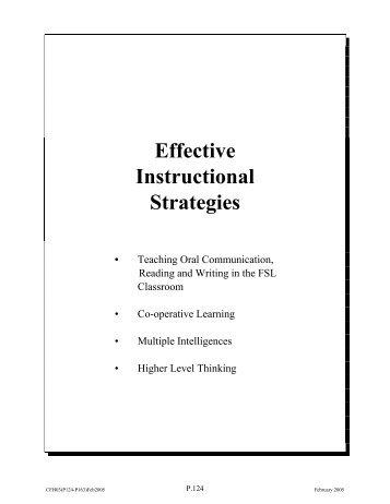 Enlace Esl Instructional Strategies Book New Stephen F Austin