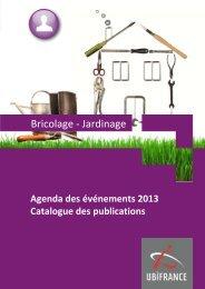Bricolage - Jardinage - Ubifrance