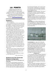 LA PONTO - Esperanto-forum