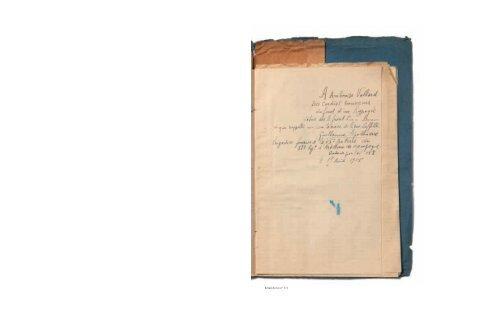 catalogue manuscrits en pdf - Bibliorare