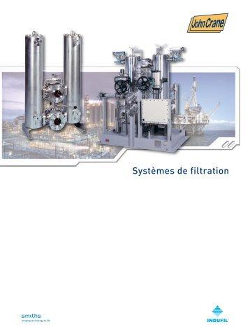 Systèmes de filtration - John Crane