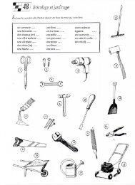 Bricolage etjardinage - Studieskolen blog