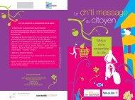 Ch'ti citoyen - Ville de Lille