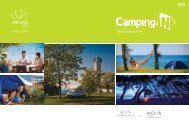 Campsites - Camping IN Umag Croatia