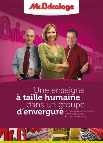Téléchargement - Groupe Mr.Bricolage
