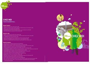 CHEZ MOI - CAUE62