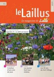 Laillus n°1 ( octobre 2009) - Laillé