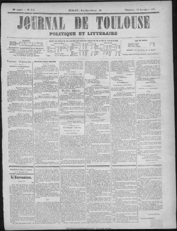 POLITIQUE ET LITTEI AIRE - Bibliothèque de Toulouse