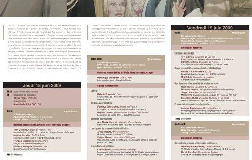 Document PDF - 1.1 Mo - Histoire des hommes et des masculinités