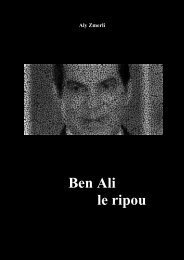Ben Ali le ripou - Webvirage