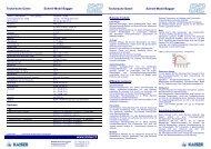 Feinfühlige Hydraulik - Kaiser AG