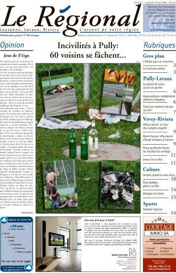 Télécharger l'édition n°421 au format PDF - Le Régional
