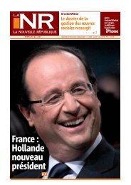 Page 01-4320 Hollande - La Nouvelle République