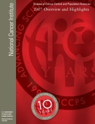 5141-DCC Briefing Book Cover 2K7 - Division of Cancer Control ...