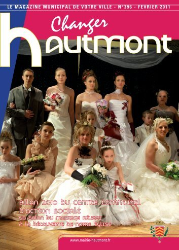Magazine municipal n° 396 - Février 2011 (pdf - 4,20 Mo)
