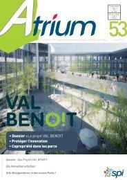 • Dossier : Le projet VAL BENO!T • Protéger l'innovation ... - Spi