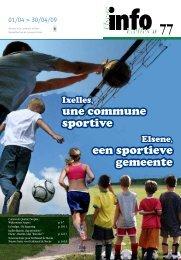 Publications - Elsene - Région de Bruxelles-Capitale