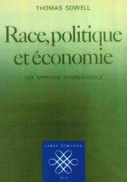 Race, politique et économie - Institut Coppet