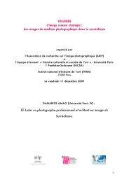Eli Lotar : un photographe professionnel et militant en - Histoire ...