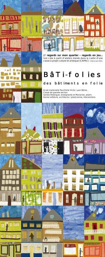 BâTi-folies - ArchipedagogiE