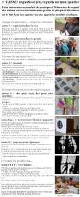 BâTi-folies - ArchipedagogiE - Page 2