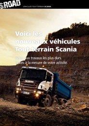 les véhicules tout-terrain de Scania